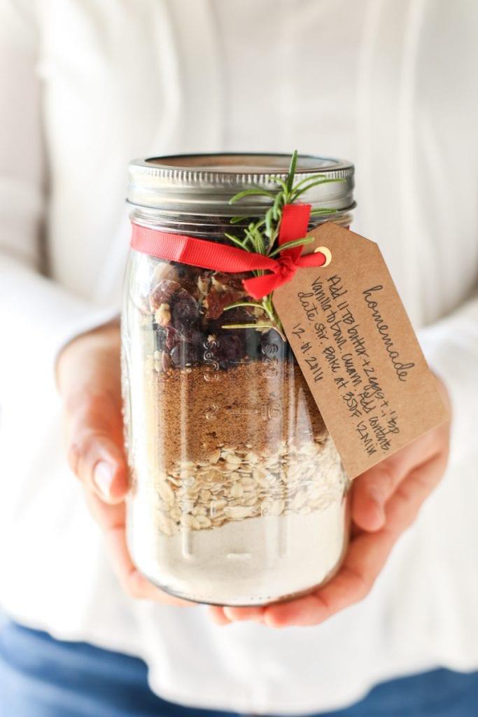 Cookies in a Jar DIY